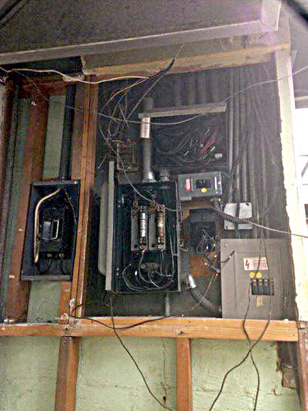 Fore See Electric Provides Commercial Electrical Service